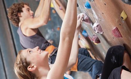 The Yeti's Lair Climbing Gym