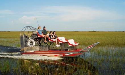 Coopertown Airboat Restaurant