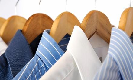 J & J Drycleaners
