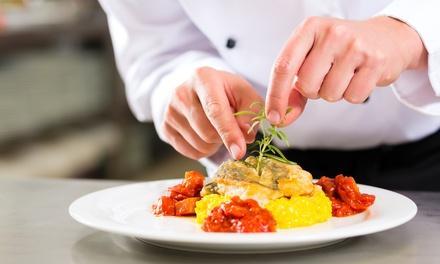 Chef Andrew Bennardo's Culinary Classes