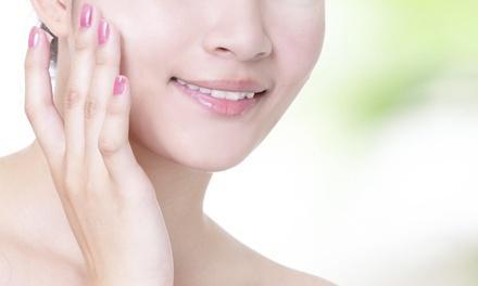Chandelier Beauty Salon