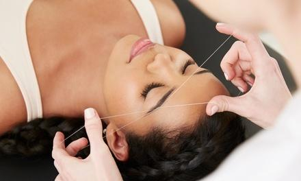 Threading by GlamIndia