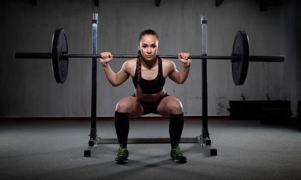 13 Stripes CrossFit