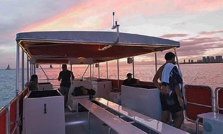 Hawaii Glass Bottom Boat Adventures