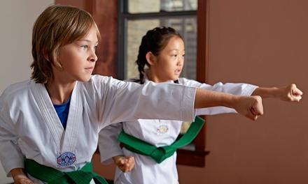 Master Lee's World Champion Tae Kwon Do