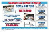 Recreational Pools Spas & More