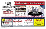 Staffs Dry-Cleaners
