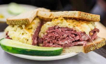 Gandolfo's New York Deli - Bloomington