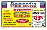 Community Smog Center