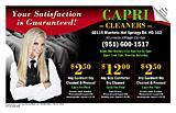 CAPRI CLEANERS