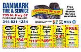 Danmark Tire And Service