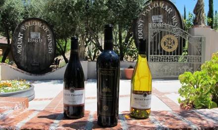 Mount Palomar Winery