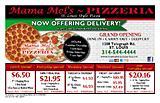 Mama Mel's Pizzaria