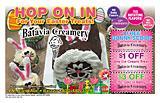 Batavia Creamery Ice Cream Sweets & Treats