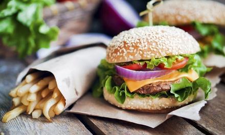 Laid Back Burger Shack