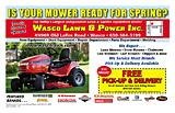 Wasco Lawn && Power