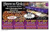 Hibachi Grill Of Streamwood