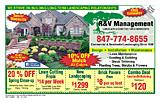 R&&v Management Landscaping