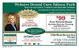 Webster Dental Edison Park