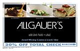 Allgauer's Grill At the Lisle