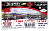 Checkpoint Tire Centers II