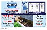 Sanitec Window Cleaning