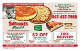 Tortorices Pizza