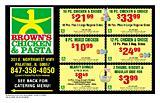 Brown's Chicken & Pasta Inc
