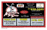 Algonquin Sub Shop The