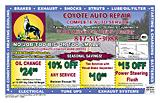Coyote Auto Repair