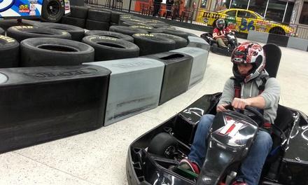 Extreme Grand Prix Indoor Family Fun Center