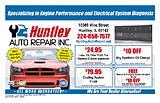 Huntley Auto Repair Inc.