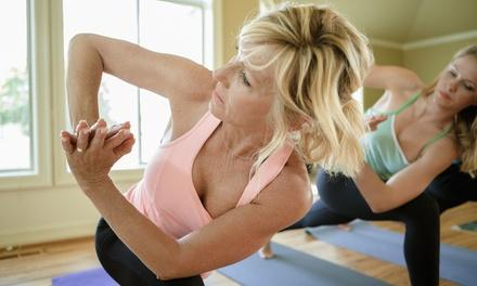 Core Energy Yoga