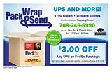 Pack, Wrap & Send
