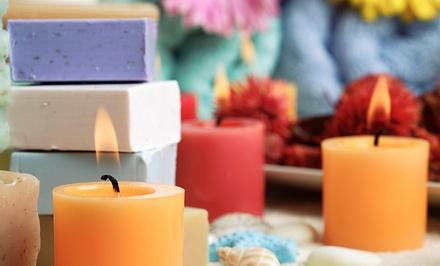Scented Soy Wax Beads and Candles LLC