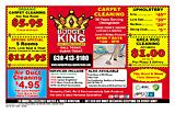 Budget King Carpet Cleaning
