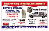 Carroll's Ozaukee Heating