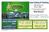Luke's Lawn Service