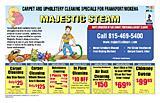 Majestic Steam