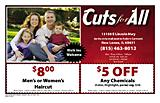 Cuts For All