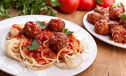 Sauce Italian American Bistro & Bar