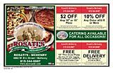 Rosati's Authentic Chicago Pizza