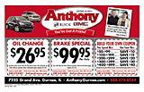 Anthony Buick Gmc