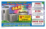 S & R Heating & Cooling