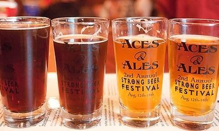 Aces and Ales Tenaya