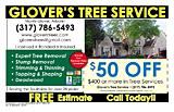Glover's Tree Service