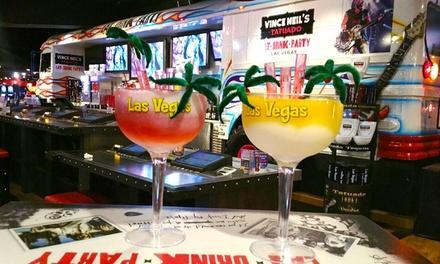 Vince Neil's Tatuado Eat Drink Party