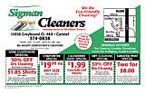 Sigman Cleaners Westfield