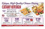 Cathay Kitchen Chinese Restaurant