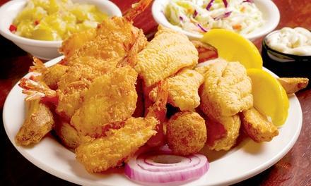 Catfish City & BBQ Grill